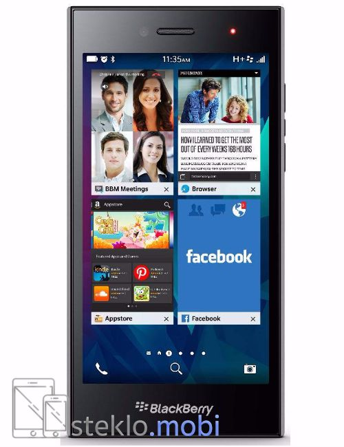 Blackberry Z20 Leap