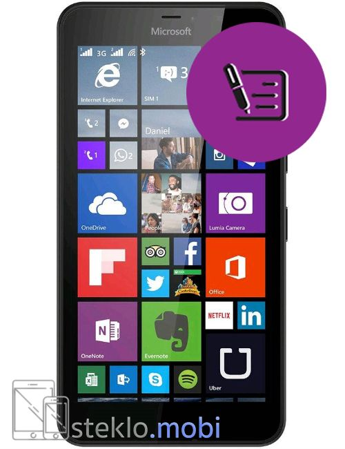 Nokia Microsoft Lumia 640 XL Pregled in diagnostika